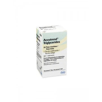 Accutrend Triglycerides 25...