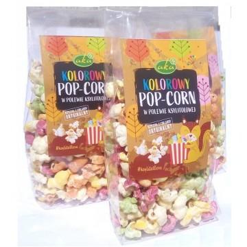 Ksylitolowy popcorn w...